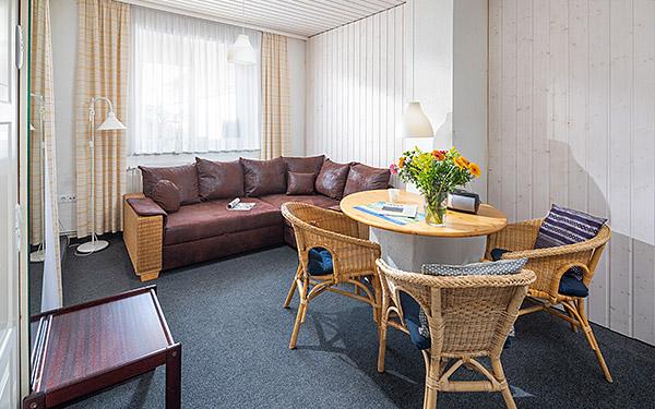 Ferienwohnung 1 - Haus Marlies Norderney
