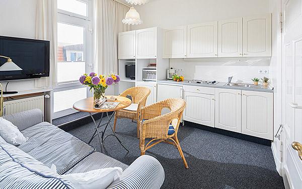 Ferienwohnung 10 - Haus Marlies Norderney